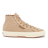 Superga Women's 2795 Syntshearlingw Hi-Top Trainers - Beige: Image 1