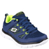Skechers Kids' Flex Advantage Trainers - Navy: Image 1