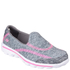 Skechers Kids' Go Walk 2 Relay Shoes - Grey: Image 1