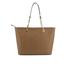 MICHAEL MICHAEL KORS Women's Jet Set Travel Chain TZ Tote Bag - Luggage: Image 6