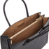 MICHAEL MICHAEL KORS Women's Mercer Large Messenger Tote Bag - Black: Image 5