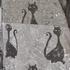 Marc Jacobs Women's Skater Patchwork Cat T-Shirt - Grey/Multi: Image 6