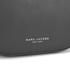 Marc Jacobs Women's The Jane West End Shearling Saddle Bag - Black: Image 4