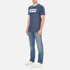 Levi's Men's Housemark Graphic T-Shirt - Dress Blues: Image 4