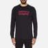 Levi's Men's Graphic Crew Neck Sweatshirt - Graphic Caviar: Image 1