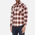Levi's Men's Barstow Western Shirt - Ferula Sun Dried Tomato: Image 2