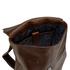 Ted Baker Men's Earth Leather Backpack - Dark Tan: Image 5