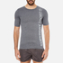 Superdry Men's Gym Sport Runner T-Shirt - Grey Grit: Image 1