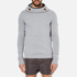 Superdry Men's Gym Tech Funnel Hoody - Grey Grit: Image 1