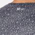 Superdry Men's Gym Base Dynamic Runner T-Shirt - Grey Grit: Image 5