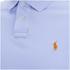 Polo Ralph Lauren Men's Custom Fit Polo Shirt - Pebble Blue: Image 3