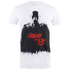 Friday the 13th Mens Jason T-Shirt - Wit: Image 1