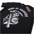 Sons of Anarchy Mens Reaper T-Shirt - Zwart: Image 3