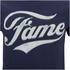 Fame Men's Logo T-Shirt - Navy: Image 5