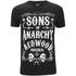 Sons of Anarchy Men's Original T-Shirt - Black: Image 1