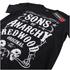 Sons of Anarchy Men's Original T-Shirt - Black: Image 3