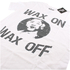 Karate Kid Mens Wax On Wax Off T-Shirt - Wit: Image 3