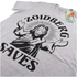 Futurama Men's Zoidberg Saves T-Shirt - Grey Marl: Image 2