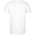 Varsity Team Players Men's University Athletic T-Shirt - White: Image 2