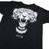 Cotton Soul Men's Leopard T-Shirt - Black: Image 2