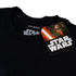 Star Wars Mens Galaxy Force T-Shirt - Zwart: Image 3