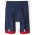 adidas Women's Team GB Replica Training Cycling Shorts - Blue: Image 8