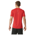 adidas Men's Supernova Running T-Shirt - Red: Image 3