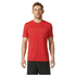 adidas Men's Supernova Running T-Shirt - Red: Image 1