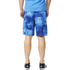 adidas Men's Swat Training Shorts - Blue: Image 2