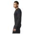 adidas Men's Supernova Long Sleeve Running T-Shirt - Black: Image 2
