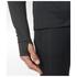 adidas Men's Supernova Long Sleeve Running T-Shirt - Black: Image 6