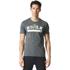 adidas Men's Hulk Training T-Shirt - Green: Image 1