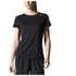 adidas Women's Sequencials Climalite Running T-Shirt - Black: Image 7