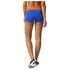 adidas Women's Stella Sport Workout Training Shorts - Blue: Image 3
