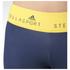 adidas Women's Stella Sport Logo Training Tights - Blue: Image 6