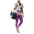 adidas Women's Stella Sport Cheerleader Training T-Shirt - Grey: Image 7