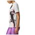 adidas Women's Stella Sport Cheerleader Training T-Shirt - Grey: Image 2