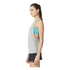 adidas Women's Performer Training Tank Top - Grey: Image 2
