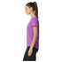 adidas Women's Sequencials Climalite Running T-Shirt - Purple: Image 2