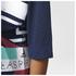 adidas Women's Stella Sport Mesh Training T-Shirt - Blue: Image 4