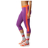 adidas Women's Stella Sport 3/4 Training Tights - Purple: Image 2