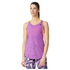 adidas Women's Deep Armhole Training Tank Top - Purple: Image 1