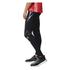 adidas Men's Adizero Sprintweb Running Long Tights - Black: Image 2