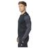 adidas Men's Response Long Sleeve Running T-Shirt - Black: Image 2