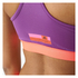 adidas Women's Stella Sport Padded Training Sports Bra - Purple: Image 5