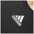 adidas Men's Sequencials Running Singlet - Black: Image 4