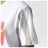 adidas Women's Stella Sport Hey Girl Training T-Shirt - White: Image 5