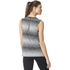 adidas Women's Wow Training Boxy Tank Top - Black: Image 3