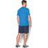 Under Armour Men's Sportstyle Left Chest Logo T-Shirt - Brilliant Blue/Nova Teal: Image 5