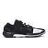Under Armour Men's SpeedForm AMP Training Shoes - Black/White: Image 1